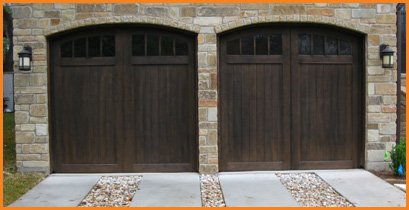 Cladwood Garage Doors
