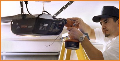 residential-garage-door-opener